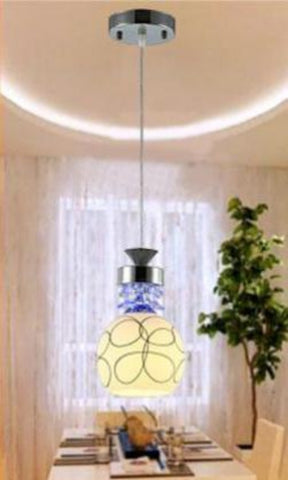 Fashionable Hanging Crystal Pendant Lights - My Aashis