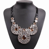 Charming Choker Pendant Necklace For Party Wear - My Aashis