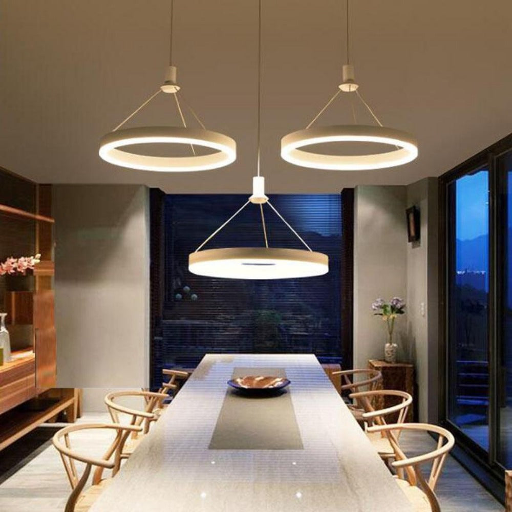 Hanging Acrylic Pendant Lights For Bar Dining Kitchen Room Acrylic.