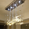LED Crystal Chandelier - My Aashis