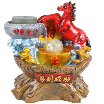 Animal Water Fountain Fengshui Decoration