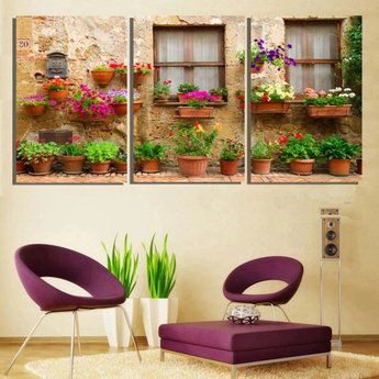 Creative Art Scenery Decorative Wall Art - My Aashis