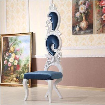 Exclusive Emperor Designed Modern Fabric Chairs - My Aahis