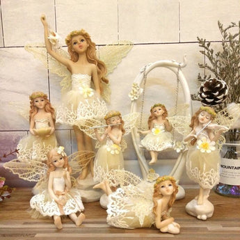 Attractive Angel Sculpture For Home Decor