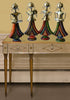 Decostyle Standing Musician Set Of 4 - My Aashis