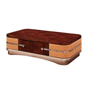 Iconic Style Modern Wooden Coffee Table - My Aashis