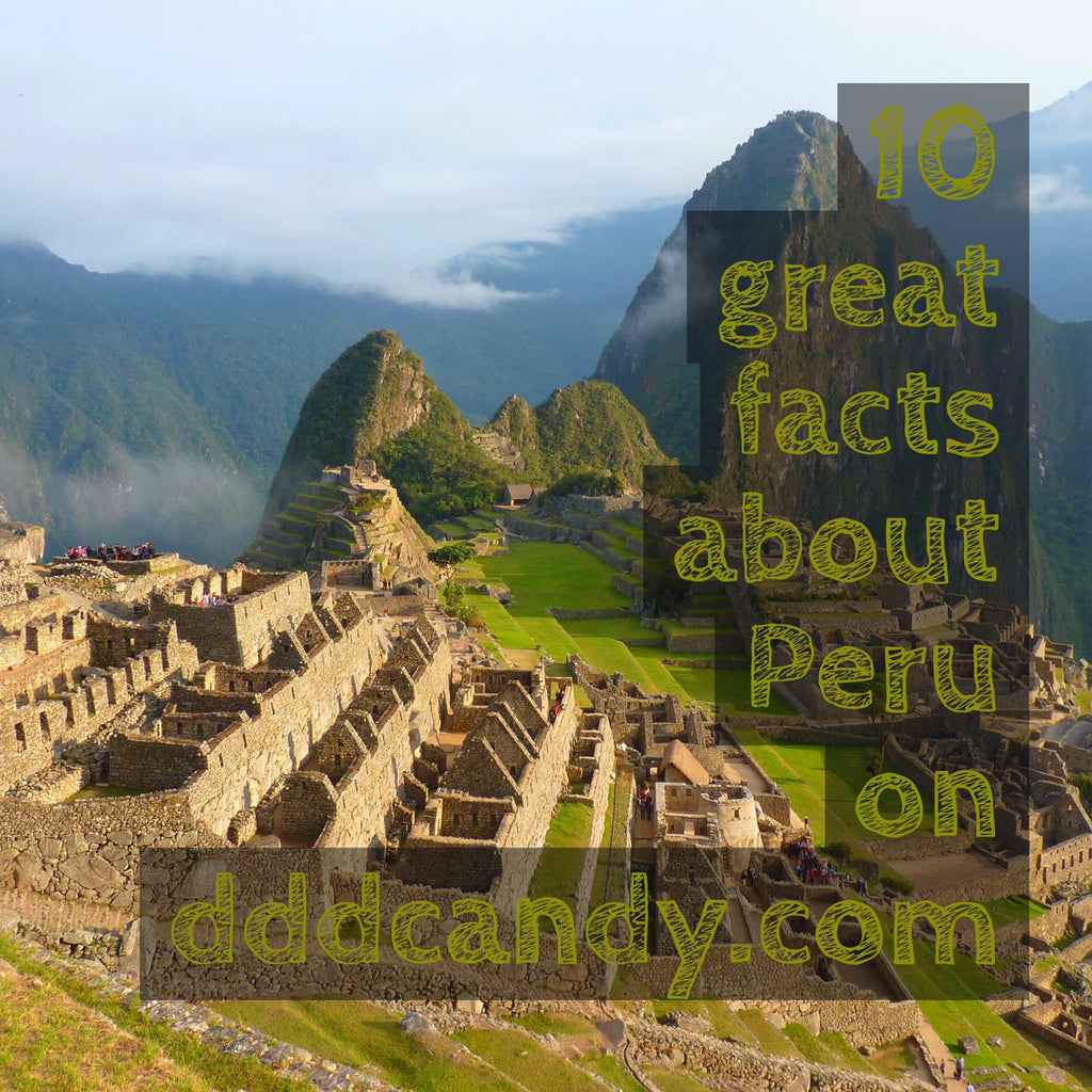 10 great facts about Peru