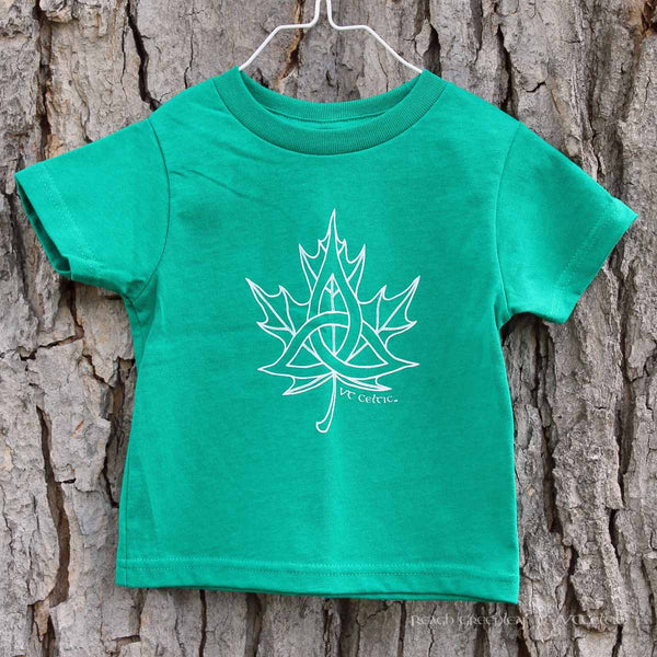 Celtic Sugar Maple (kids - kelly green)
