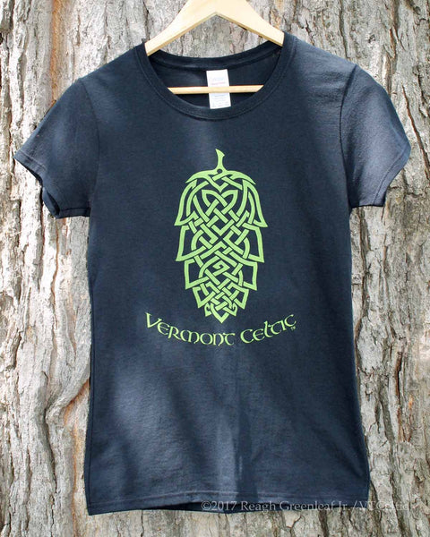 Celtic Hop (ladies - black)