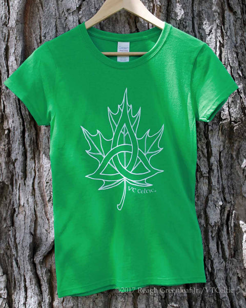 Celtic Sugar Maple (ladies - Irish green)