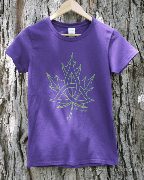 Celtic Sugar Maple (ladies - purple)