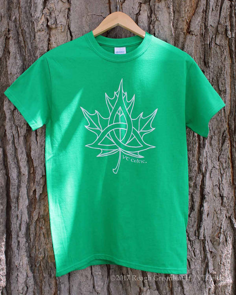 Celtic Sugar Maple (mens - Irish green)