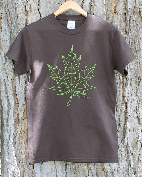Celtic Sugar Maple (mens - chocolate brown)
