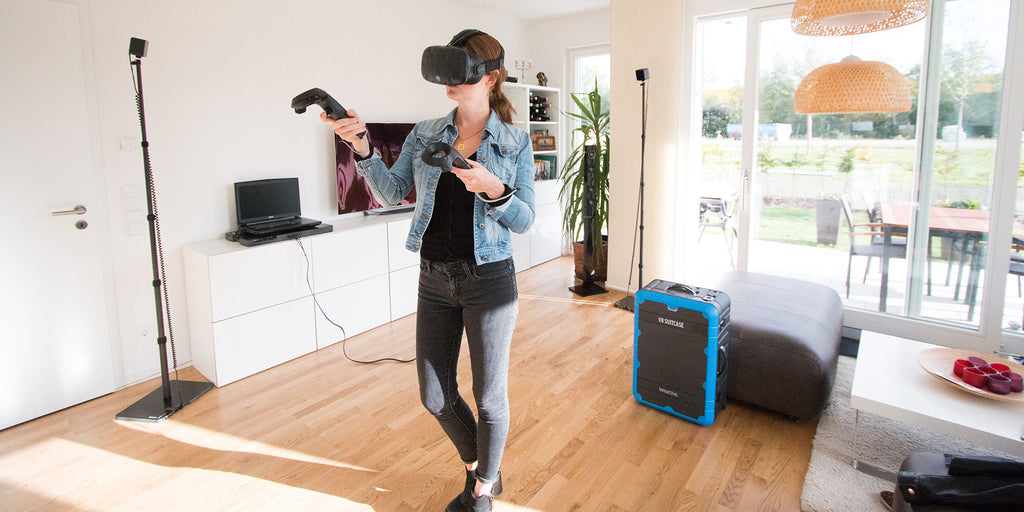 VR Suitcase for HTC VIVE