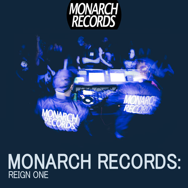 MONARCHR012-13 - Struz - Bubblin (Tenser Remix)