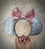 Holographic Sequin Ears