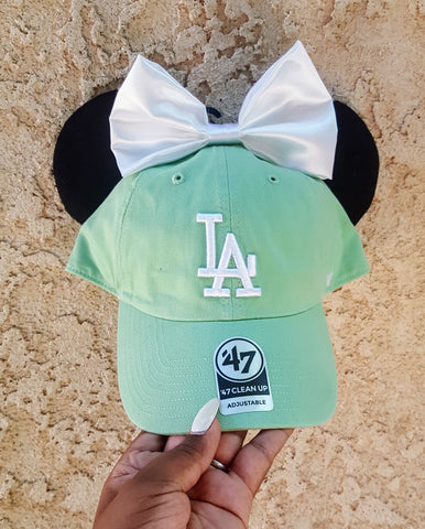 Mouse Ear Team Hat- Pastel Team Hats ('47 Clean up)