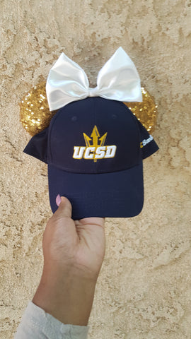 Mouse Ear Team Hat- UCSD