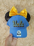 Mouse Ear Team Hat- UCLA