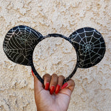 Holographic Spider Web Ears