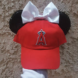 Mouse Ear Team Hat- Angels
