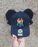 Mouse Ear Team Hat- Pride Hats