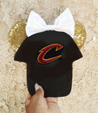 Mouse Ear Team Hat- Cavaliers