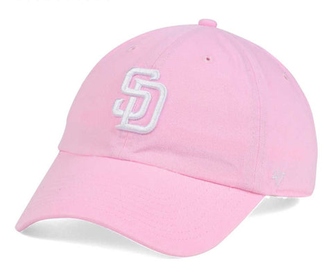 Mouse Ear Team Hat- SD Padres Pastel Hats