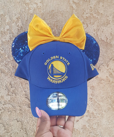 Mouse Ear Team Hat- Golden State
