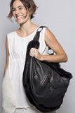 Black Mohawk Shoulder Bag