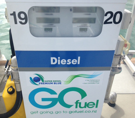 GOfuel launch 'Super Diesel Premium Blue'