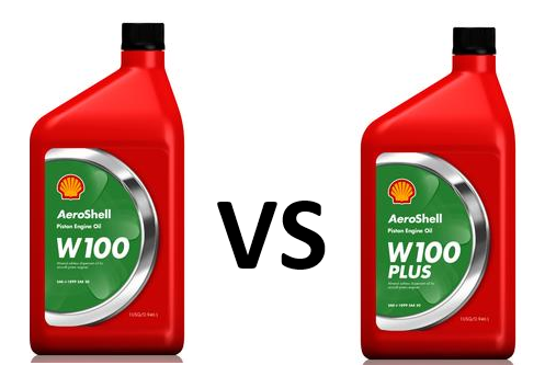W100 vs W100+ what does the plus mean?
