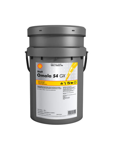 Shell Omala S4 WE 320 / D209L
