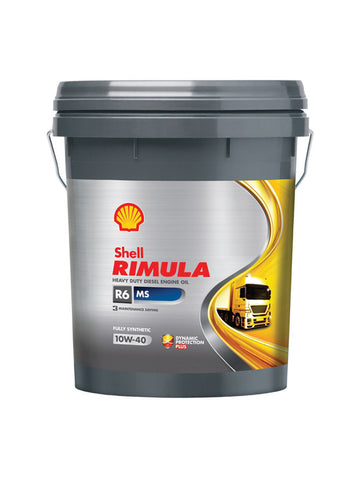 Shell Rimula R6 MS / D209L