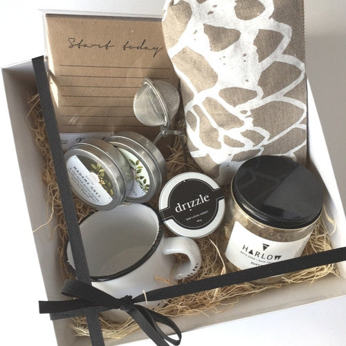 SEE HER SWOON box - white