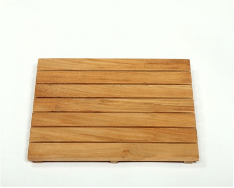 MAT2014 ARB SPA Teak Product Line - Teak Shower Mat 20 x 14 Inch