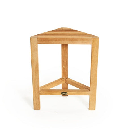 BEN547  ARB SPA Teak - Fiji Collection - Teak Corner Foot Rest