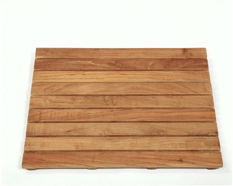 MAT2518 ARB SPA Teak Product Line - Teak Shower Mat 25 x 18 Inch