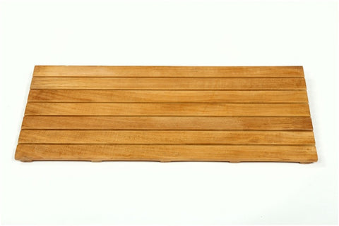 MAT3214 ARB SPA Teak Product Line - Teak Shower Mat 32 x 14 inch