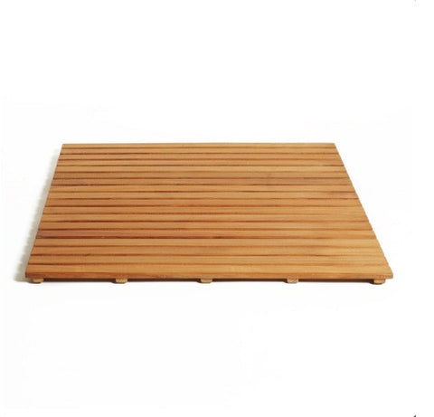 MAT3636 ARB SPA Teak Product Line - Teak Shower Mat 36 x 36 Inch