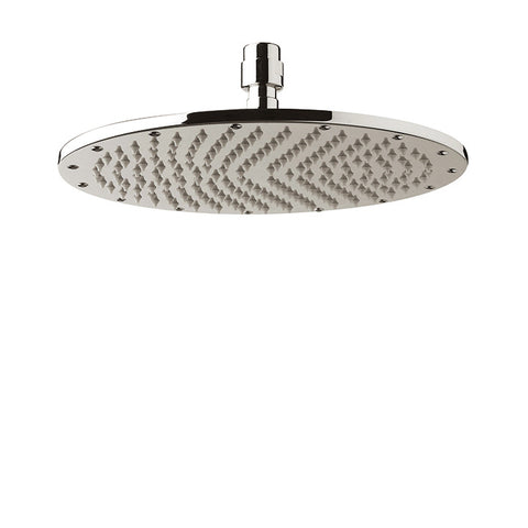 Aquabrass 2412 ROUND RAIN SHOWER HEAD 12""