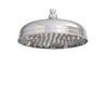 "Aquabrass 2510 10"" Bell Rainhead"