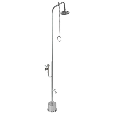 "6"" Shower Head, Drinking Fountain, Hose Bibb PSDF-1500-PCV-ADA"