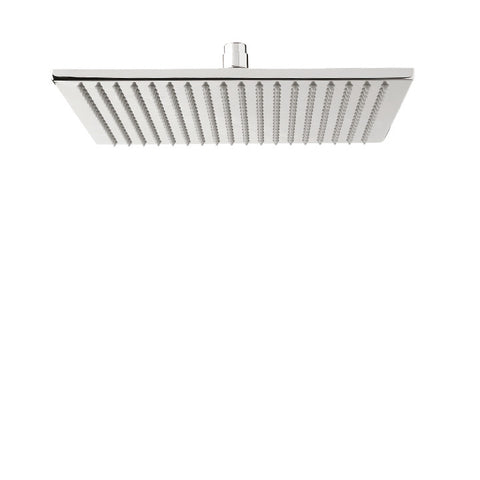 Aquabrass 811 SQUARE RAIN HEAD 12""