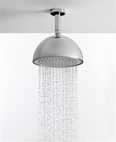 Nikles Shower head Sound Round 200 Brushed Nickel