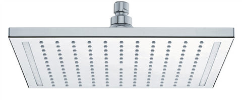 Nikles Shower head Quadrolight 300 LED Chrome