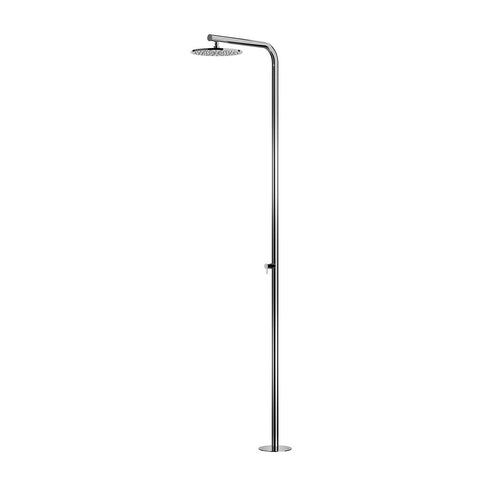 "Outdoor Shower Co 12"" Shower Head - Hot & Cold FTA-C40-HC"