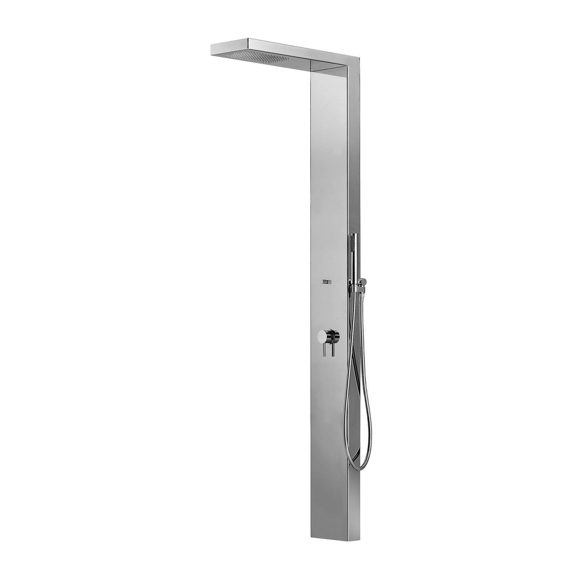 Outdoor Shower Co Concealed Shower Head - Hot & Cold - Hand Spray ...