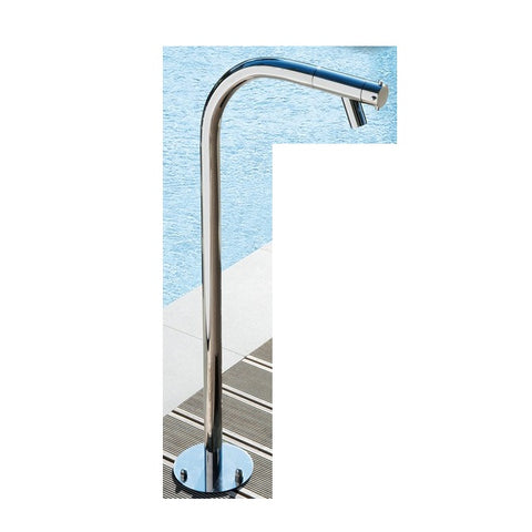 Outdoor Shower Co Foot Shower FTA-301-FS-C