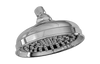 "Graff - G-8405/Shower Traditional 6"" Showerhead - Cloud 9 Shower Heads"